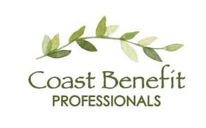 Coast Benefit Professionals logo design by Jaimee Designs