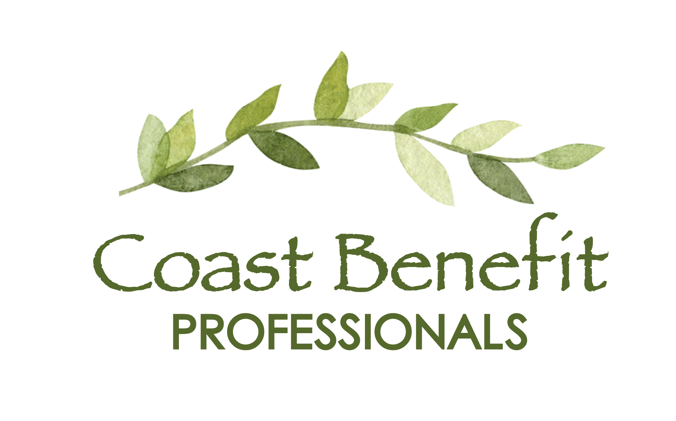 Coast Benefit Professionals logo design by Jaimee Designs