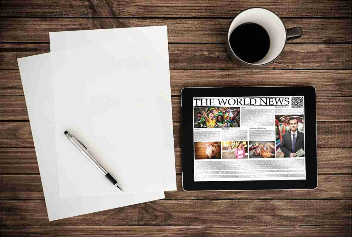 web design enewsletter subscriptions design