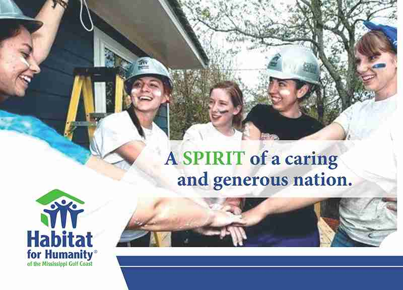 spirt of a caring nation